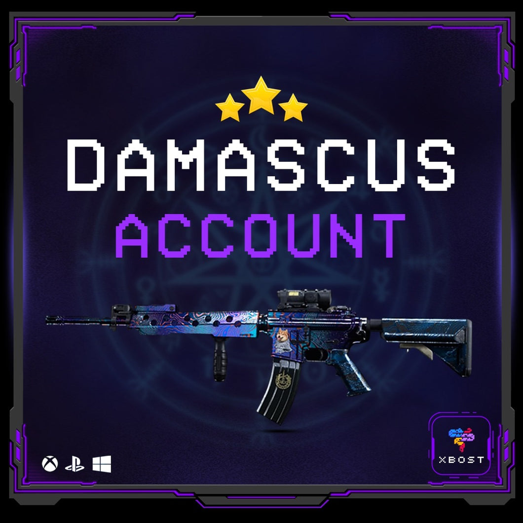 MW - DAMASCUS (Account)