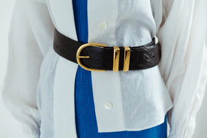 KHAITE: 'Bella' Belt