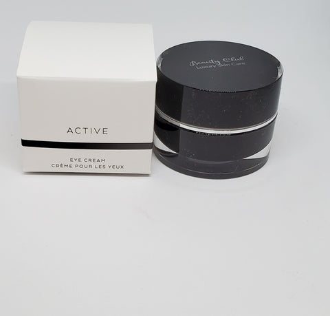 Active eye cream