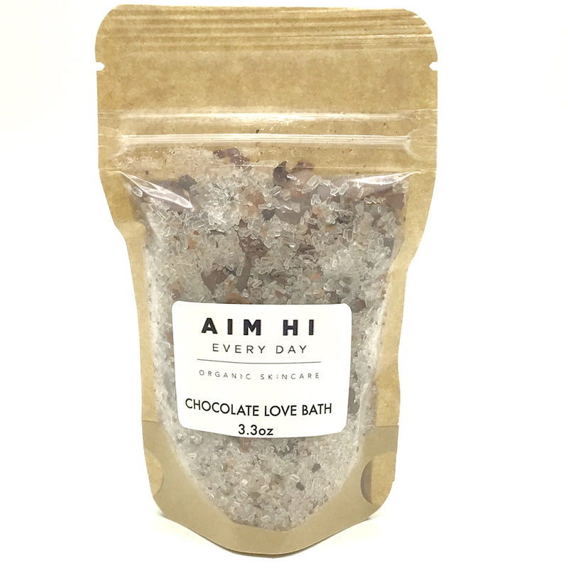 Hawaiian Cacao Bath Salts