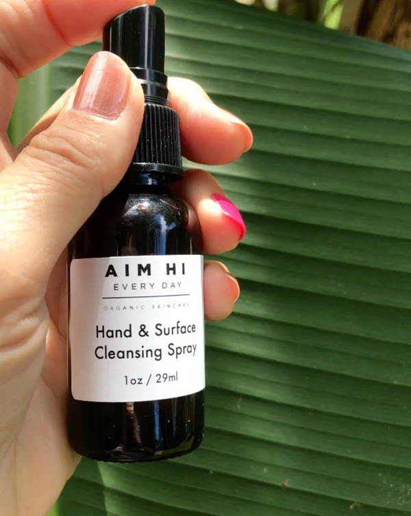 Hand & Surface Cleansing Spray