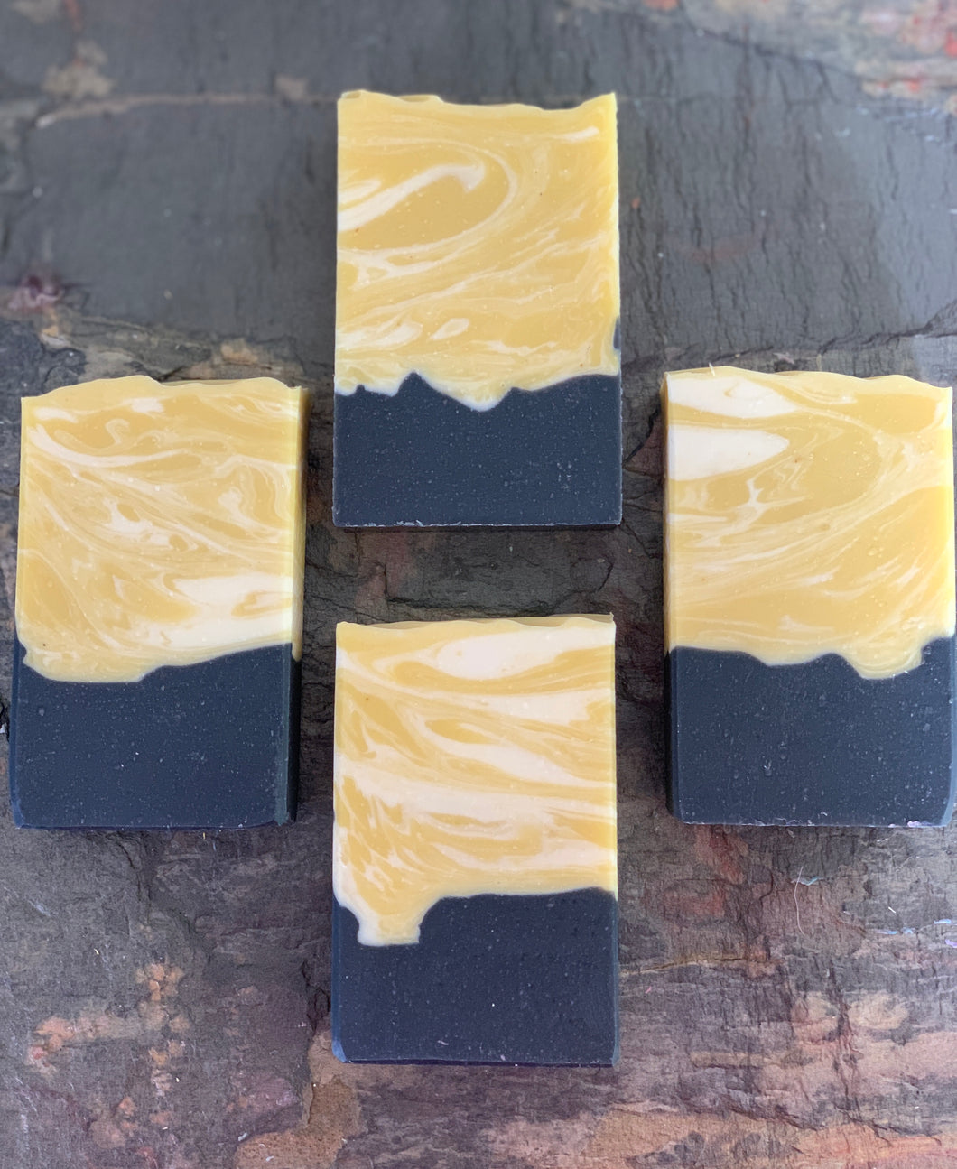 Black Chamomile bar soap