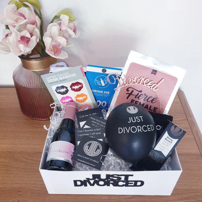 Just Divorced Gift Box - Just Divorced