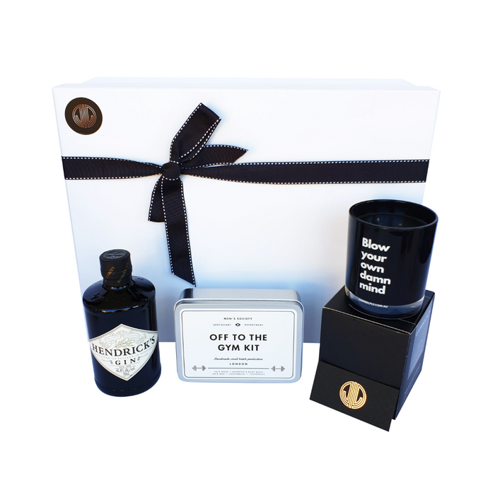Hendrick's Grooming Gift Box - Just Divorced