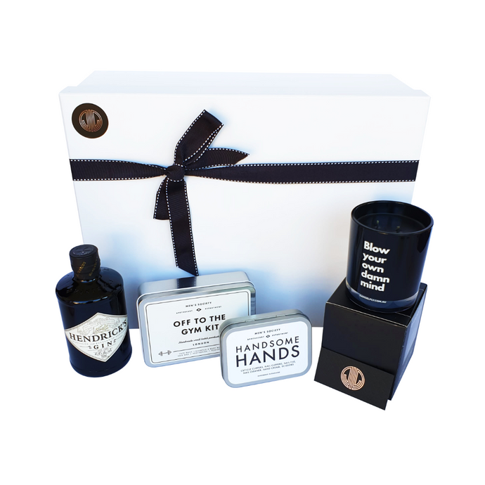 Hello Handsome Gift Box - Just Divorced