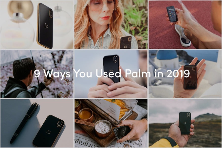 9 Ways You Used Palm in 2019