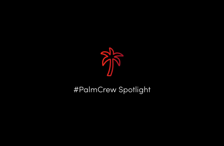 #PalmCrew Spotlight: Q&A with Laura Rebecca