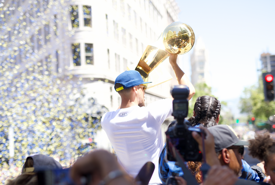 Contest: Help us Welcome Stephen Curry to San Francisco!