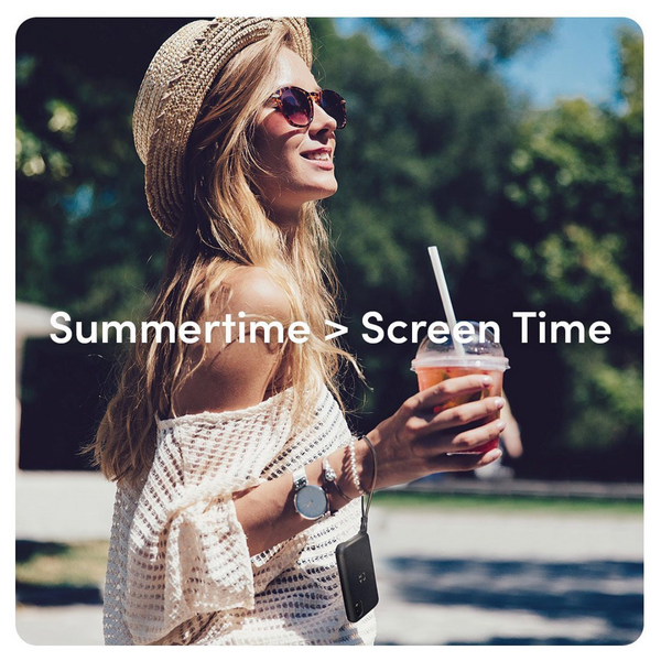 Summertime > Screen Time