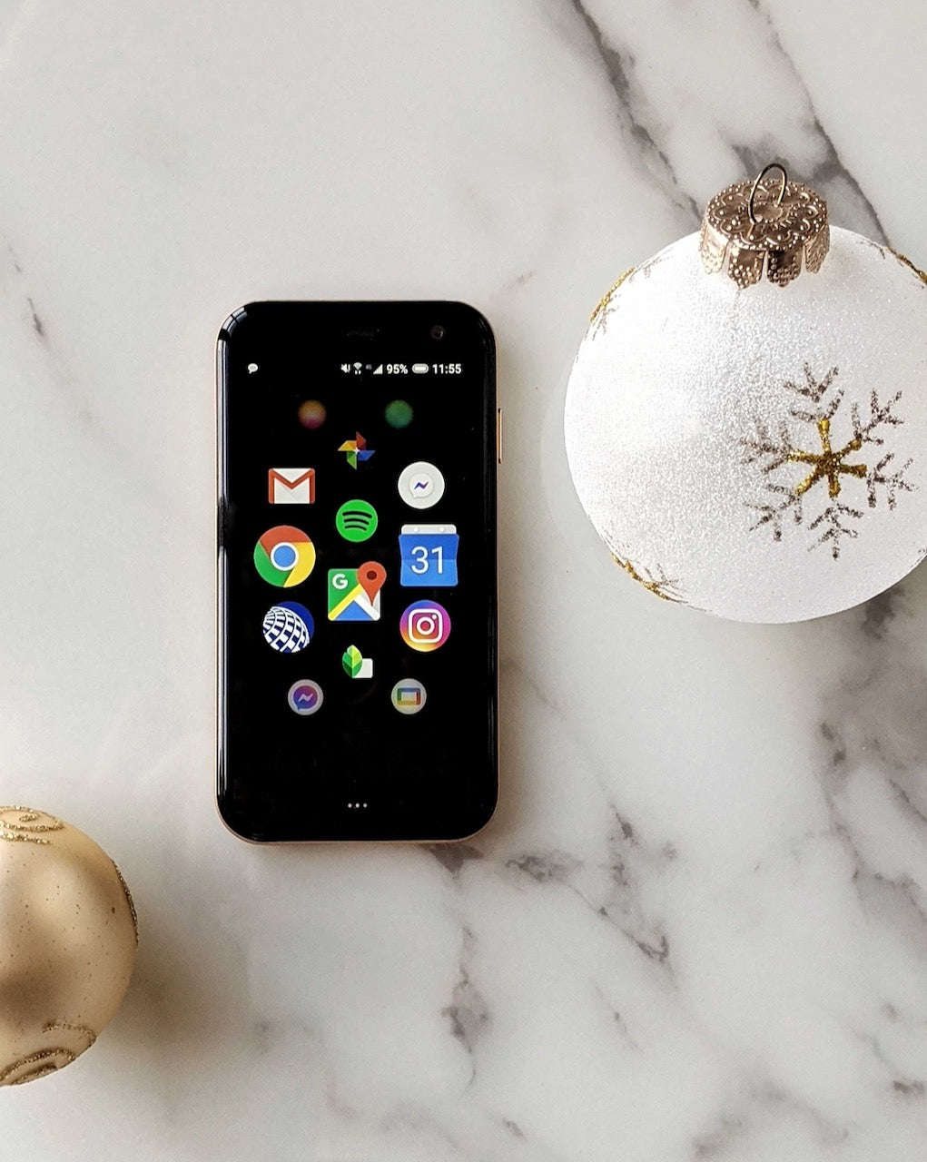 Palm best small smartphone