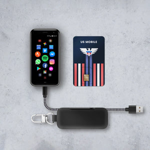 Palm + FREE Portable Battery