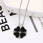 Folding Pendant | Four Leaf Clover Necklace
