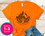 Support Your National Parks T-Shirt - Outdoor Shirt