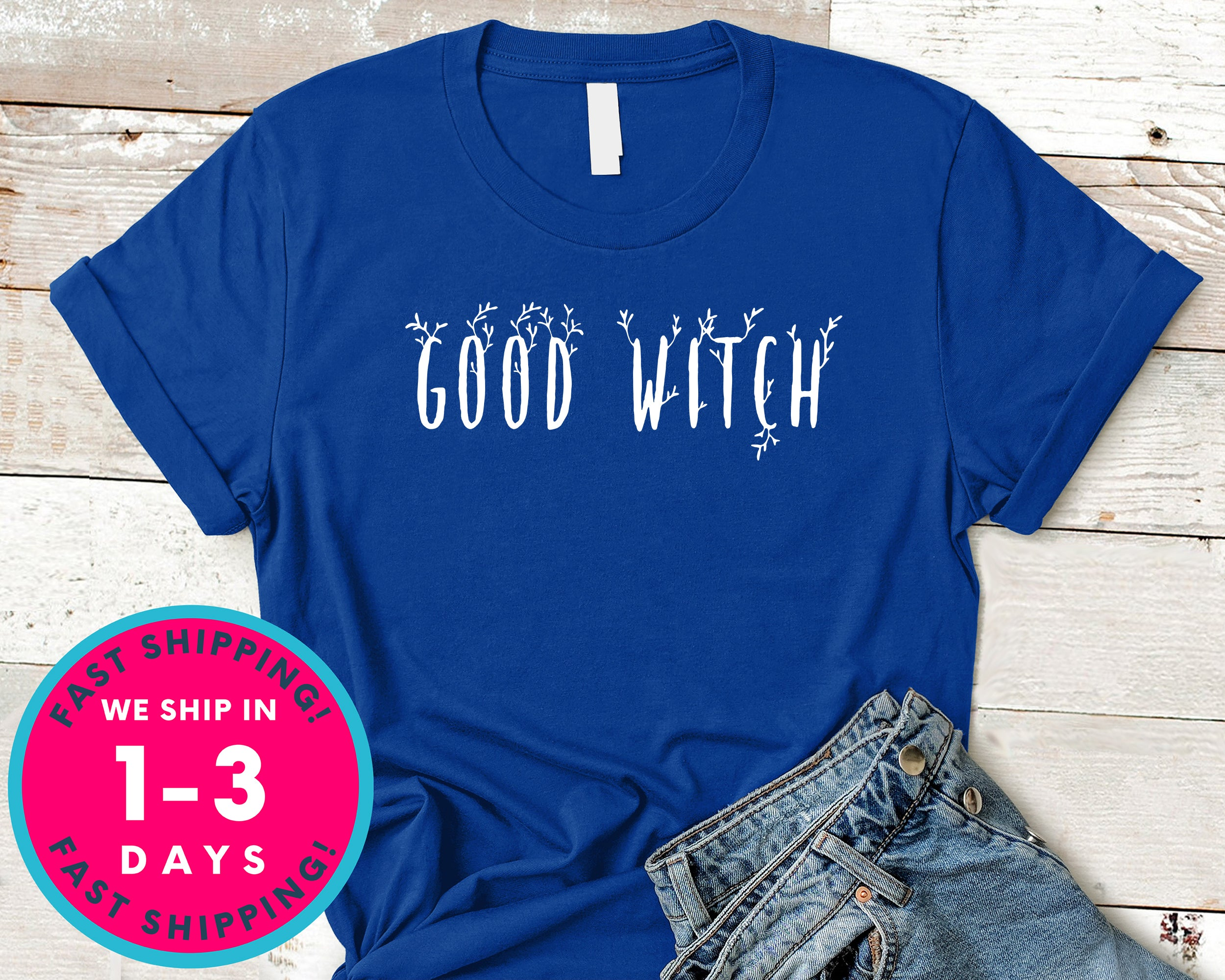 Good Witch T-Shirt - Halloween Horror Scary Shirt