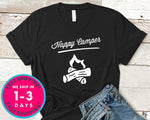Happy Camper T-Shirt - Outdoor Shirt