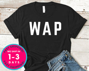 Wap T-Shirt - Autmn Fall Thanksgiving Shirt