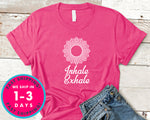 Inhale Exhale Women Tee T-Shirt - Yoga Zen Shirt