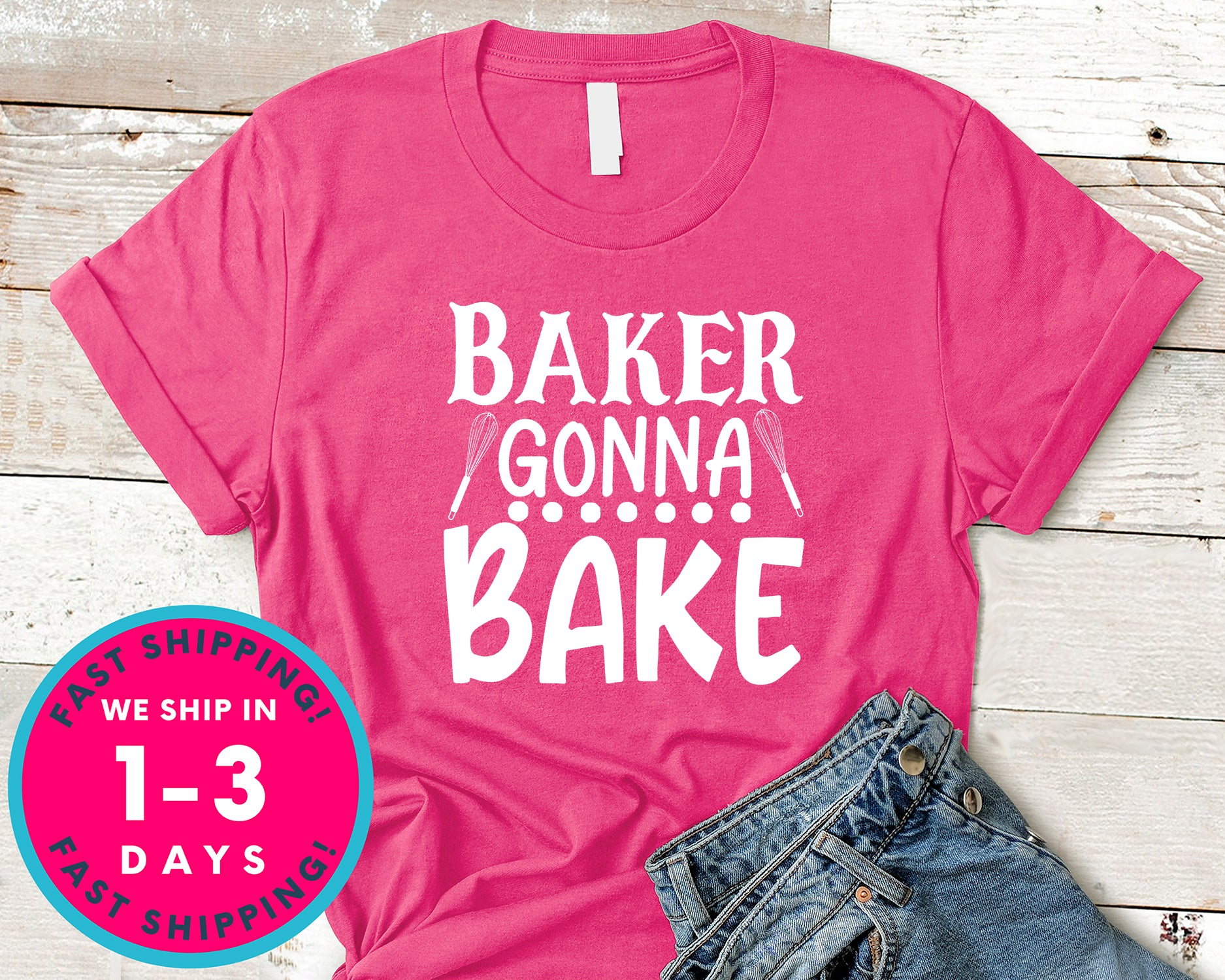 Baker Gonna Bake