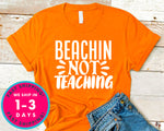Beachin Not Teaching