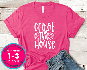 Ceo Of The House