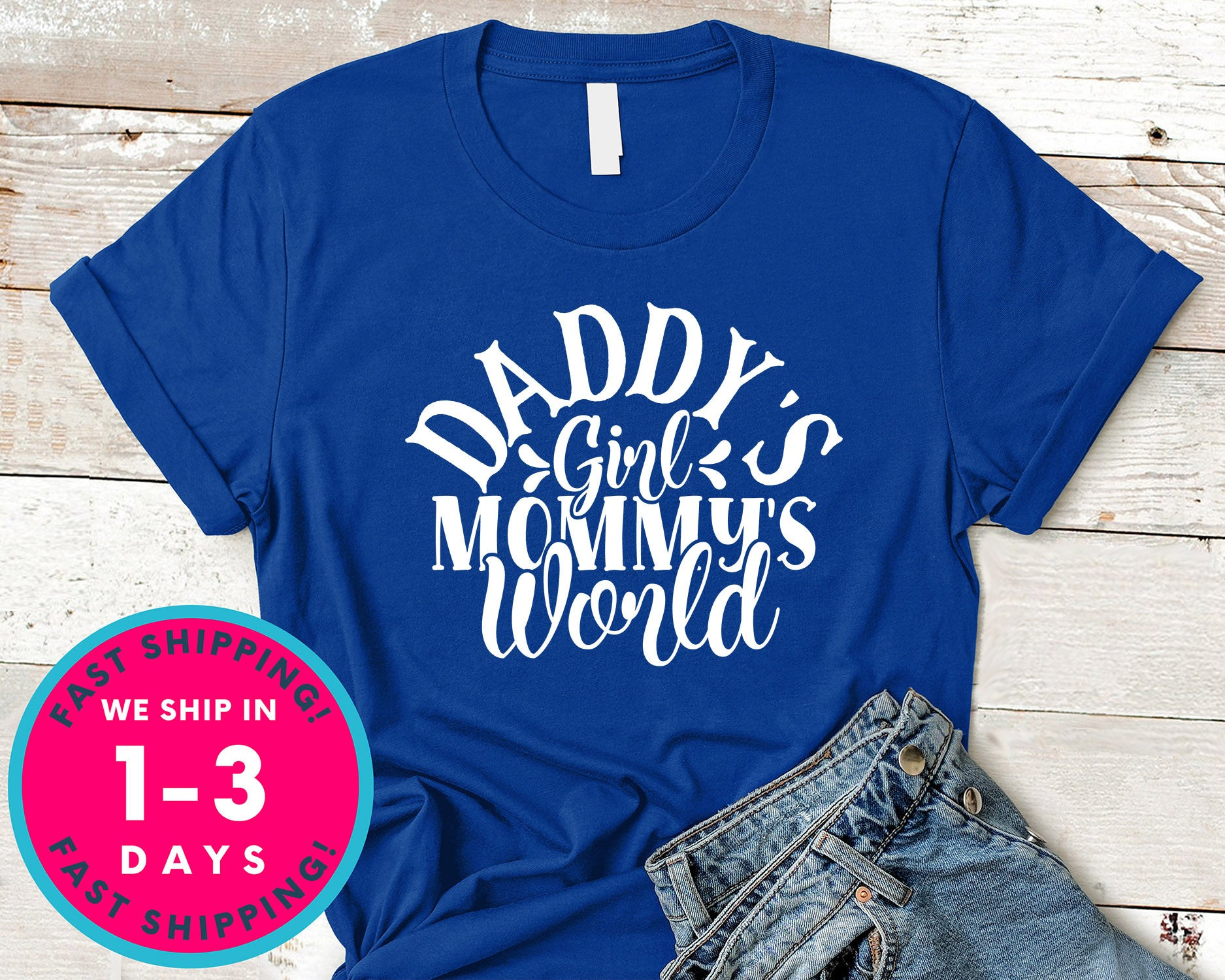 Daddy's Girl Mommy's World