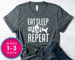 Eat Sleep Fish Repeat