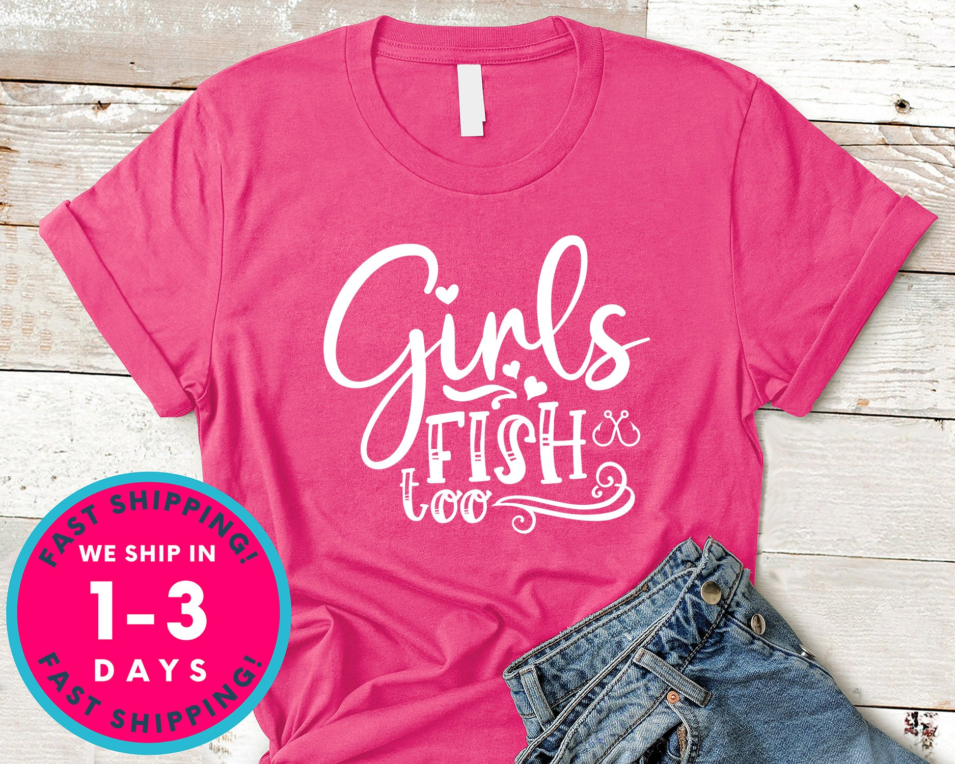 Girls Fish Too