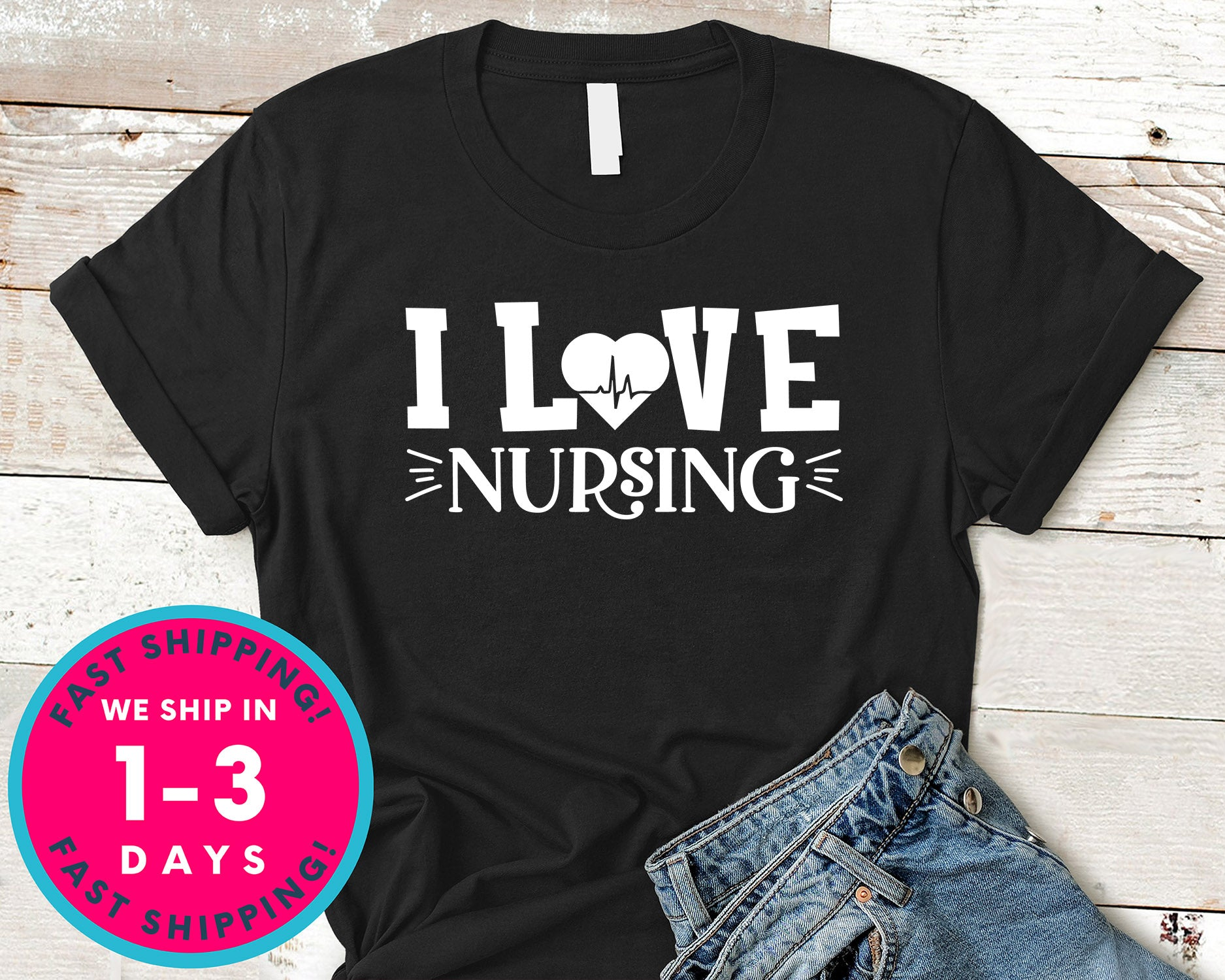 I Love Nursing
