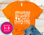 Motherhood The Perfect Chas Love   1