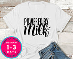Powered By Milk