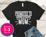 Promoted To Homeschool Mum