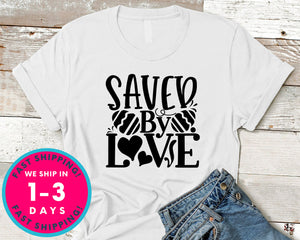 Saved By Love   1