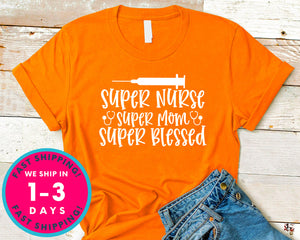 Super Nurse Super Mom