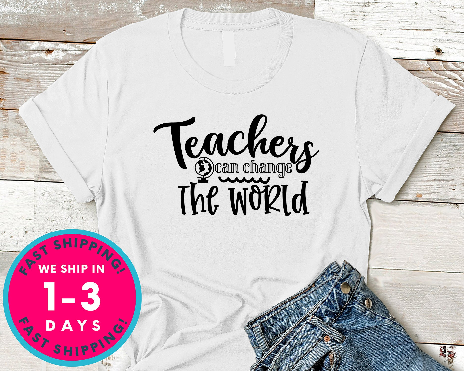Teachers Can Change The World