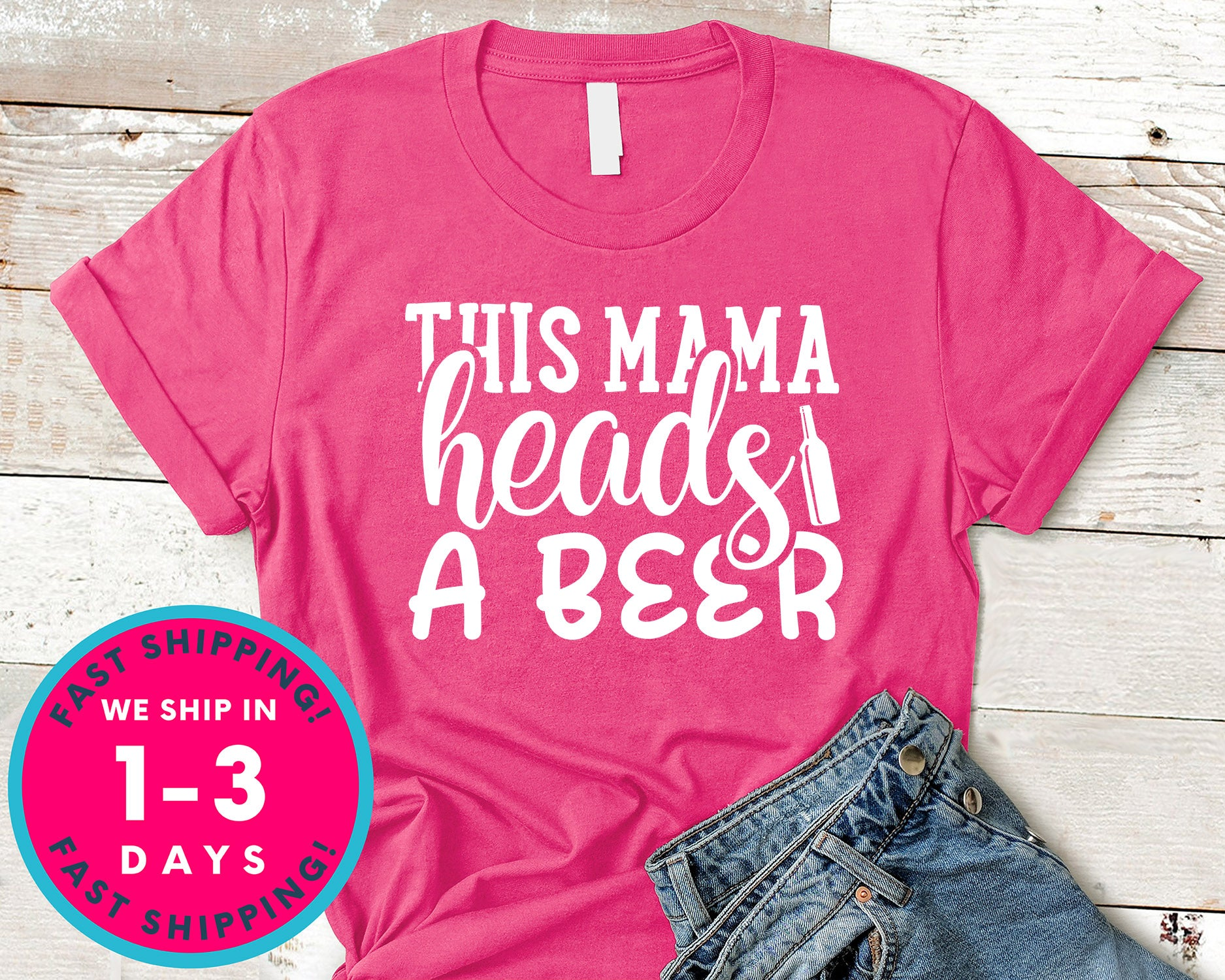This Mama Heads A Beer