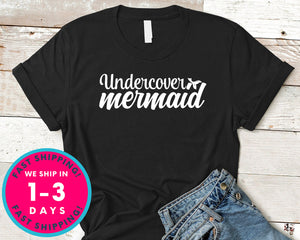 Undercover Mermaid