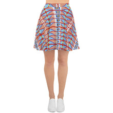 Load image into Gallery viewer, Skater Skirt - Pink Sunrise