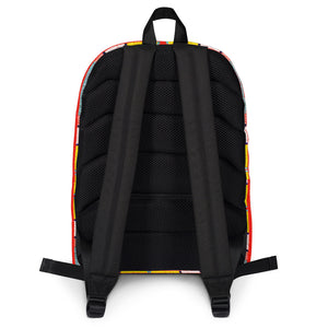 Backpack - Elktooth style