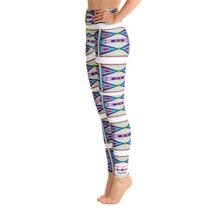 Yoga Leggings - Crow Style