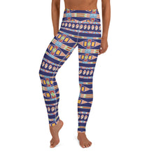 Load image into Gallery viewer, Yoga Leggings - Midnight Sky