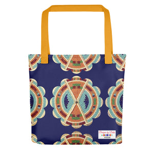 Tote bag - Beaded Medallion
