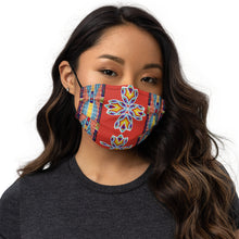 Load image into Gallery viewer, Face Mask - Beaded Floral