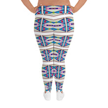 Load image into Gallery viewer, Crow Style - Plus Size Leggings