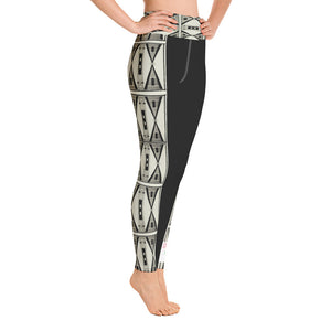Yoga Leggings - Fierce