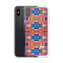 Load image into Gallery viewer, iPhone Case - Crow Pink