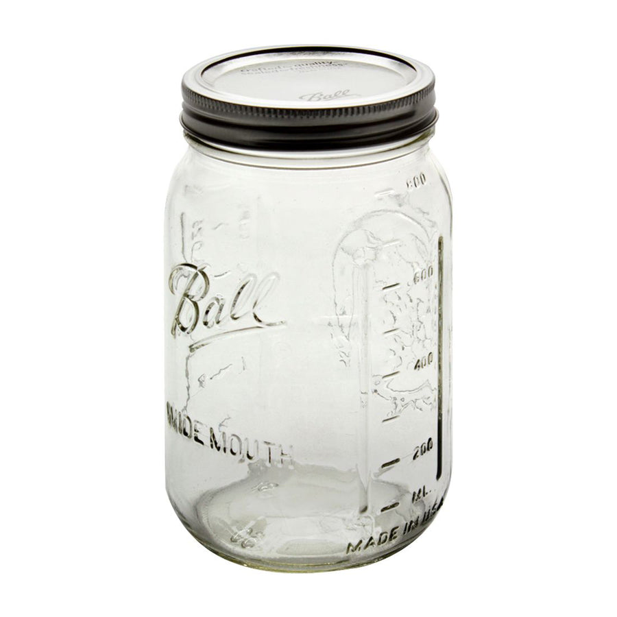 4er Set Original Mason Ball Jars 32oz - 946 ML