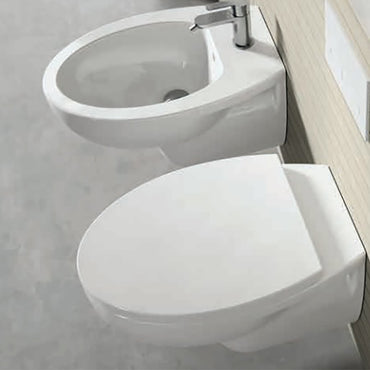 Fly Plus Wc e Bidet sospesi Argillashop.com