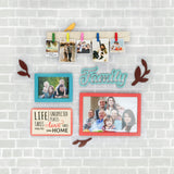 2ftx2ft Family Theme 1 DIY Wall Decor Front View