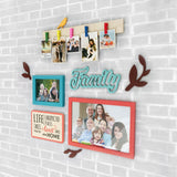 2ftx2ft Family Theme 1 DIY Wall Decor Right View
