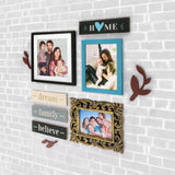 Family Theme 3 DIY Wall Decor Right View